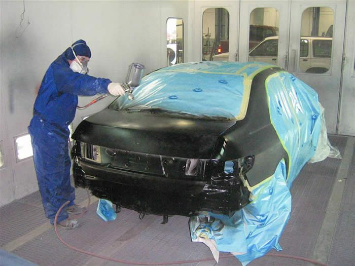 Does Your Old Car Need New Paint